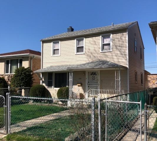 1668 N 40th Avenue, Stone Park, IL 60165 (MLS #09937596) :: The Dena Furlow Team - Keller Williams Realty