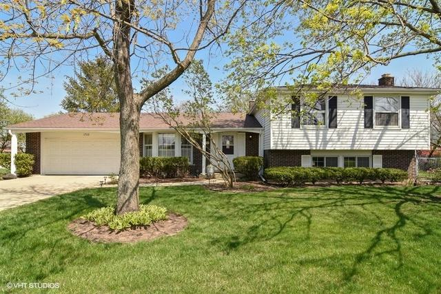 1722 W Lexington Drive, Arlington Heights, IL 60004 (MLS #09939978) :: Lewke Partners