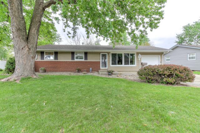 1417 Gleason Drive, Rantoul, IL 61866 (MLS #09940595) :: Ryan Dallas Real Estate