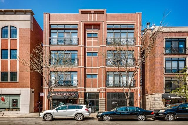 2250 W Belmont Avenue 3W, Chicago, IL 60618 (MLS #09942831) :: Touchstone Group