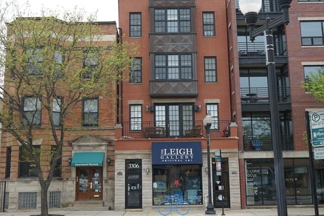 3306 N Halsted Street #3, Chicago, IL 60657 (MLS #09949763) :: Touchstone Group