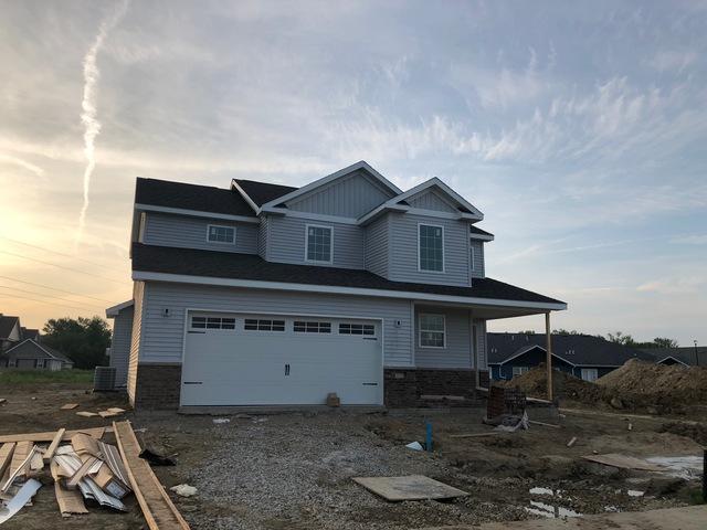 708 Gavin Road, Mahomet, IL 61853 (MLS #09950562) :: Ryan Dallas Real Estate