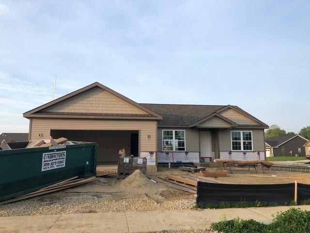 2001 Kinley Drive, Mahomet, IL 61853 (MLS #09951063) :: Ryan Dallas Real Estate