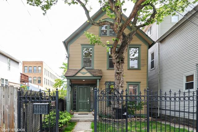 1225 N Marion Court, Chicago, IL 60622 (MLS #09952031) :: Domain Realty