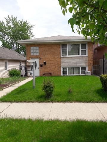 1827 N 40th Avenue, Stone Park, IL 60165 (MLS #09953123) :: The Dena Furlow Team - Keller Williams Realty