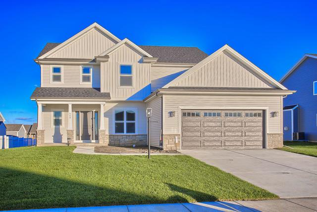 408 Capitol Street, Savoy, IL 61874 (MLS #09955032) :: Ryan Dallas Real Estate
