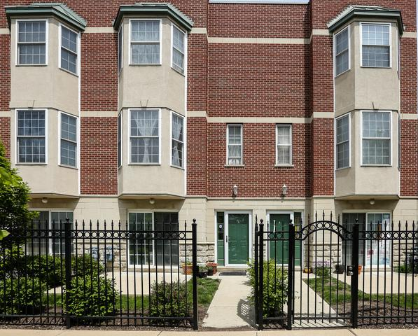 2320 W Adams Street #3, Chicago, IL 60612 (MLS #09955219) :: Property Consultants Realty