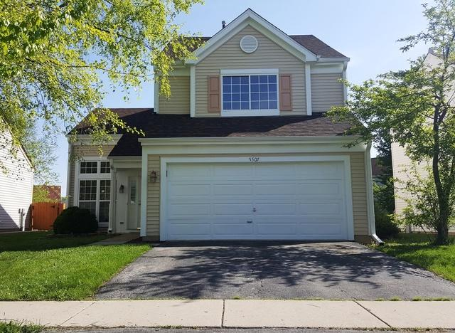5507 Chantilly Circle, Lake In The Hills, IL 60156 (MLS #09956046) :: Lewke Partners