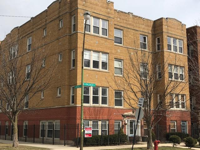 3534 W Palmer Street #3, Chicago, IL 60647 (MLS #09959254) :: Domain Realty