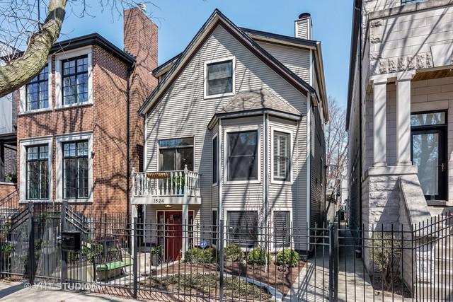 1524 W Oakdale Avenue, Chicago, IL 60657 (MLS #09960331) :: Touchstone Group