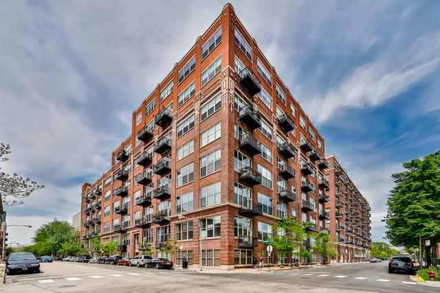 1500 W Monroe Street #301, Chicago, IL 60607 (MLS #09960423) :: Property Consultants Realty