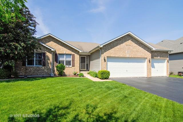 305 Prairieview Drive, Oswego, IL 60543 (MLS #09962313) :: Angie Faron with RE/MAX Ultimate Professionals