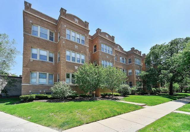 4055 N Southport Avenue #1, Chicago, IL 60613 (MLS #09962882) :: The Saladino Sells Team