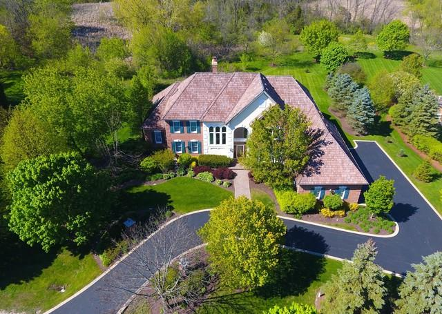 115 New Abbey Drive, Inverness, IL 60010 (MLS #09962915) :: Baz Realty Network | Keller Williams Preferred Realty