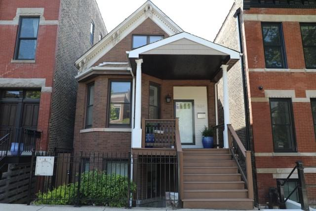 1634 N Winchester Avenue #1, Chicago, IL 60607 (MLS #09962932) :: Touchstone Group