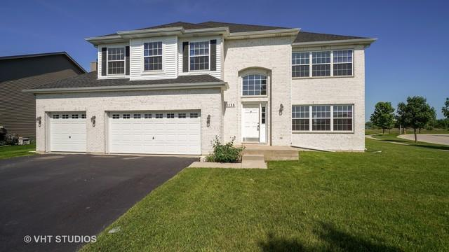 1128 Redwood Lane, Minooka, IL 60447 (MLS #09963464) :: Baz Realty Network | Keller Williams Preferred Realty