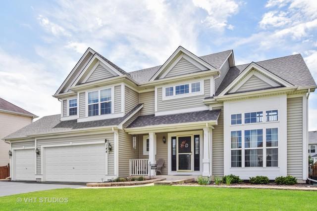 144 Prescott Drive, Bartlett, IL 60103 (MLS #09967484) :: Lewke Partners