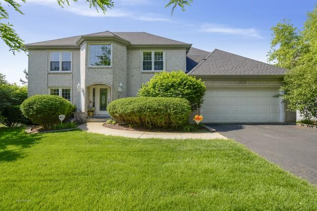 3559 Monarch Circle, Naperville, IL 60564 (MLS #09974233) :: Lewke Partners