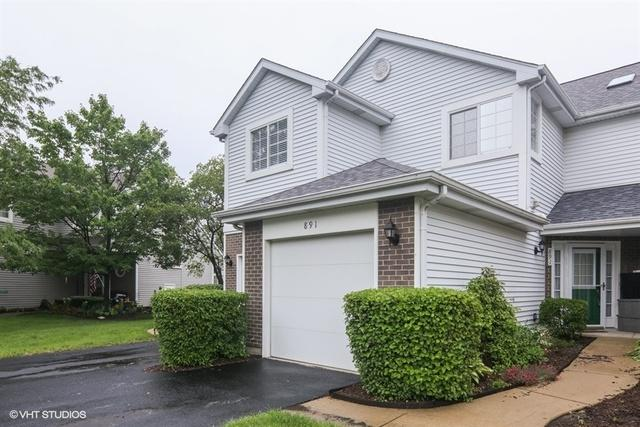 891 S Addison Avenue, Lombard, IL 60148 (MLS #09976427) :: The Dena Furlow Team - Keller Williams Realty