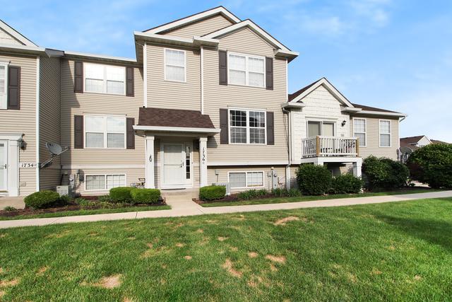 1736 Fieldstone Drive N #1736, Shorewood, IL 60404 (MLS #09978857) :: Lewke Partners