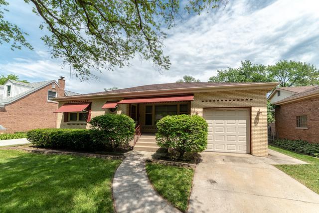 18653 Homewood Avenue, Homewood, IL 60430 (MLS #09979703) :: The Wexler Group at Keller Williams Preferred Realty