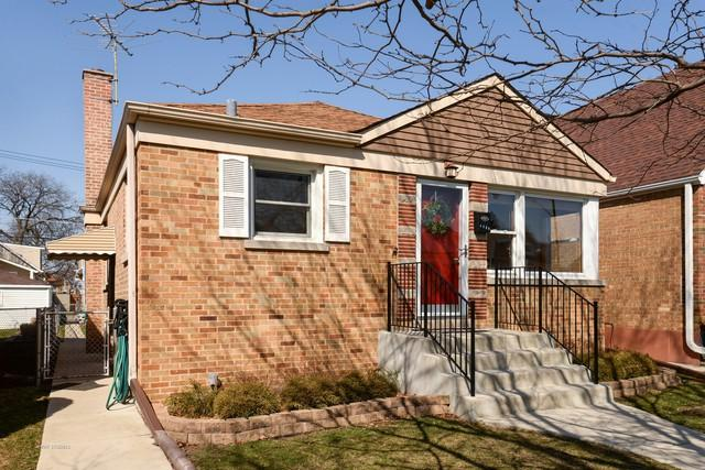 4936 N Melvina Avenue, Chicago, IL 60630 (MLS #09980878) :: The Dena Furlow Team - Keller Williams Realty