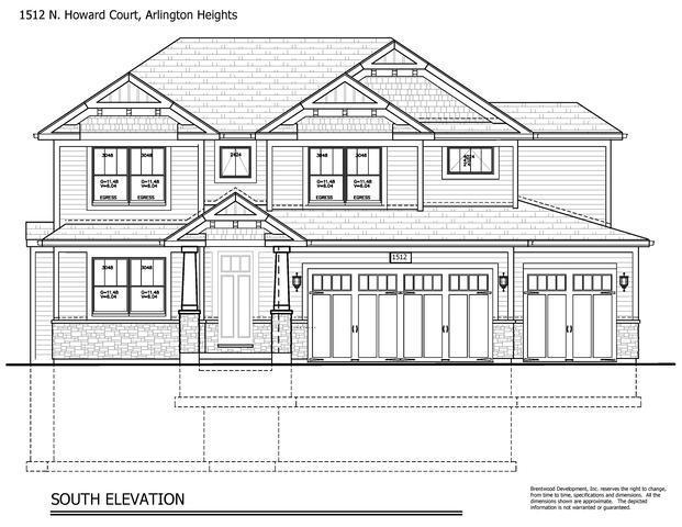 1512 N Howard Court, Arlington Heights, IL 60004 (MLS #09983804) :: BN Homes Group