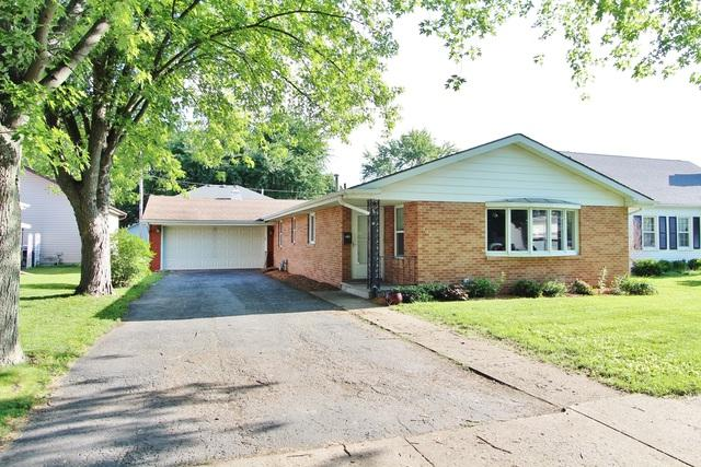 530 E Benton Street, Morris, IL 60450 (MLS #09984716) :: The Wexler Group at Keller Williams Preferred Realty