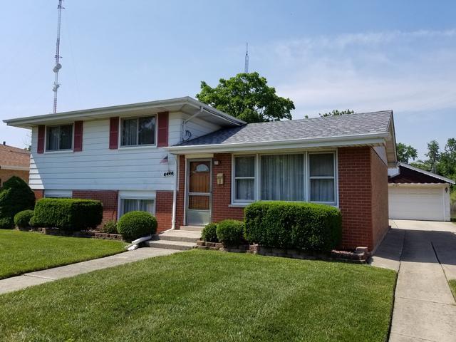 6440 Fireside Drive, Chicago Ridge, IL 60415 (MLS #09985986) :: The Dena Furlow Team - Keller Williams Realty
