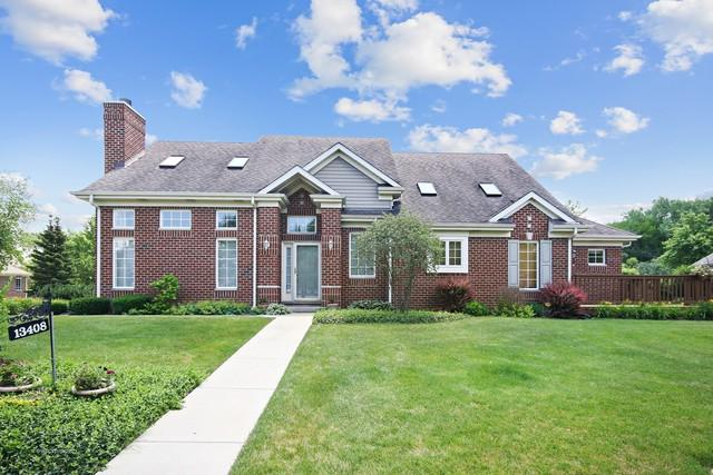 13408 Forest Ridge Drive, Palos Heights, IL 60463 (MLS #09986048) :: The Wexler Group at Keller Williams Preferred Realty