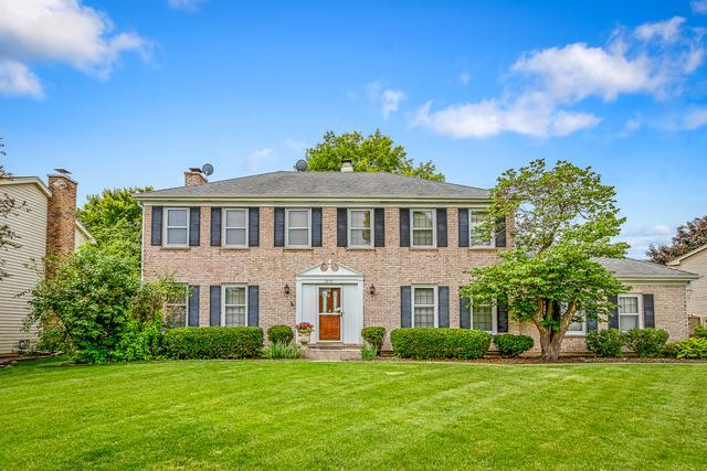 1375 Picardy Lane, Hoffman Estates, IL 60192 (MLS #09986293) :: Lewke Partners
