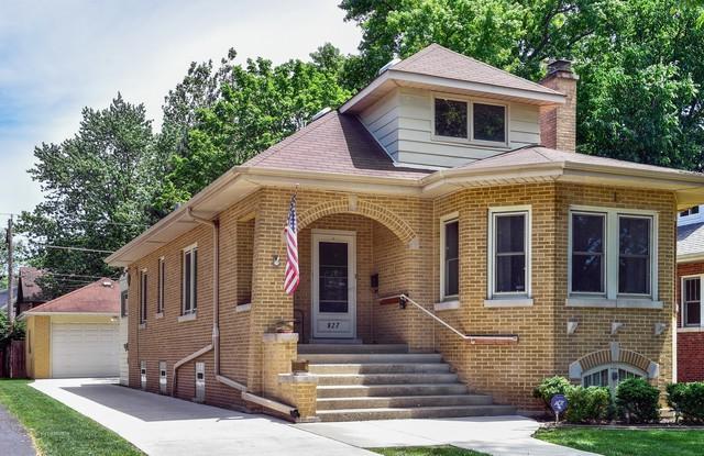 627 N Brainard Avenue, La Grange Park, IL 60526 (MLS #09986343) :: The Dena Furlow Team - Keller Williams Realty