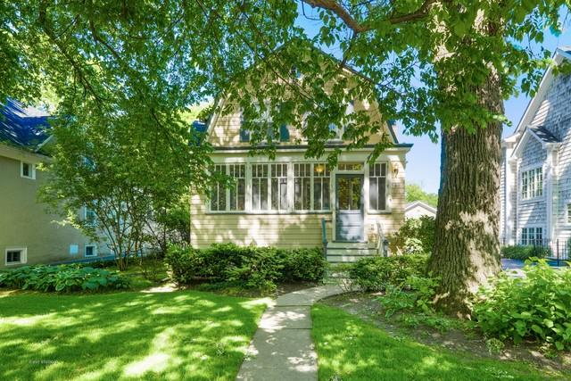 428 Linden Street, Winnetka, IL 60093 (MLS #09986588) :: The Dena Furlow Team - Keller Williams Realty