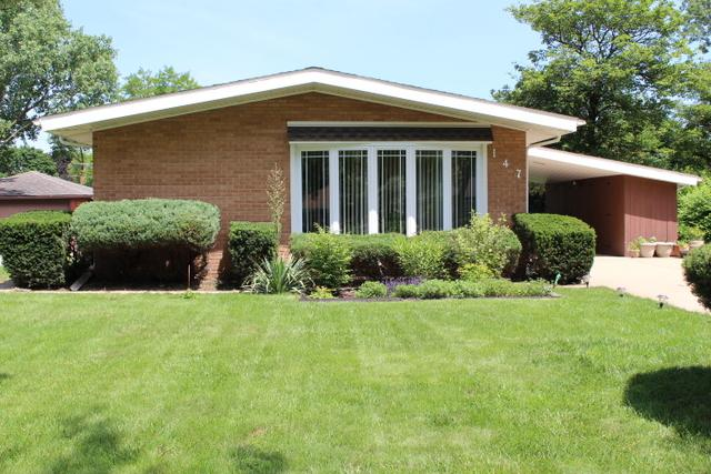 147 S Prairie Avenue, Bloomingdale, IL 60108 (MLS #09986737) :: Ani Real Estate