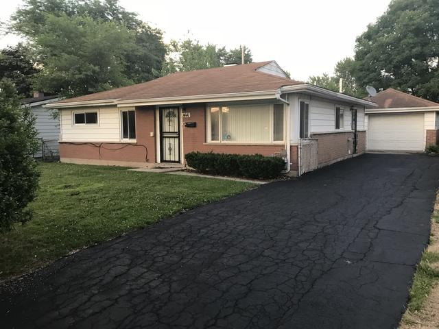 1441 Gordon Avenue, Calumet City, IL 60409 (MLS #09986829) :: The Dena Furlow Team - Keller Williams Realty