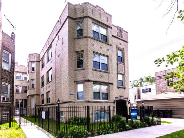 2615 N Harding Avenue #2, Chicago, IL 60647 (MLS #09986957) :: Property Consultants Realty