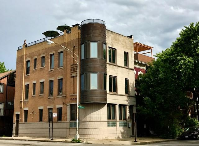1000 N Wolcott Avenue #2, Chicago, IL 60622 (MLS #09987175) :: Property Consultants Realty