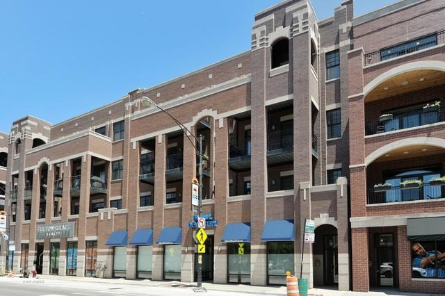 2859 N Halsted Street #301, Chicago, IL 60657 (MLS #09987293) :: The Dena Furlow Team - Keller Williams Realty