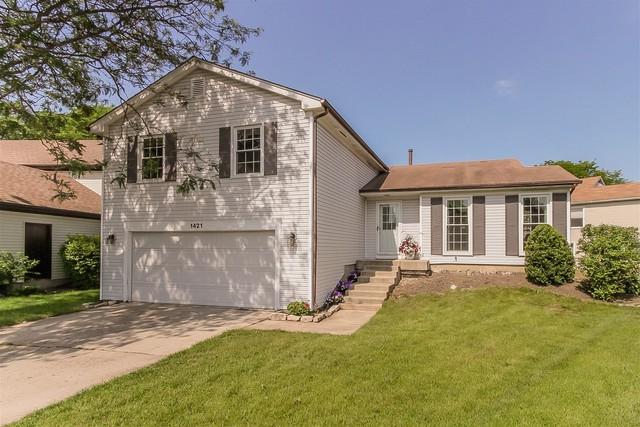 1421 Chase Court, Buffalo Grove, IL 60089 (MLS #09987442) :: Ani Real Estate