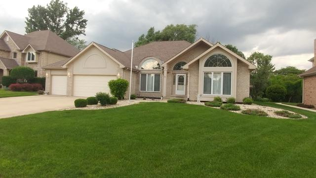 108 Augusta Drive, Palos Heights, IL 60463 (MLS #09988512) :: The Wexler Group at Keller Williams Preferred Realty