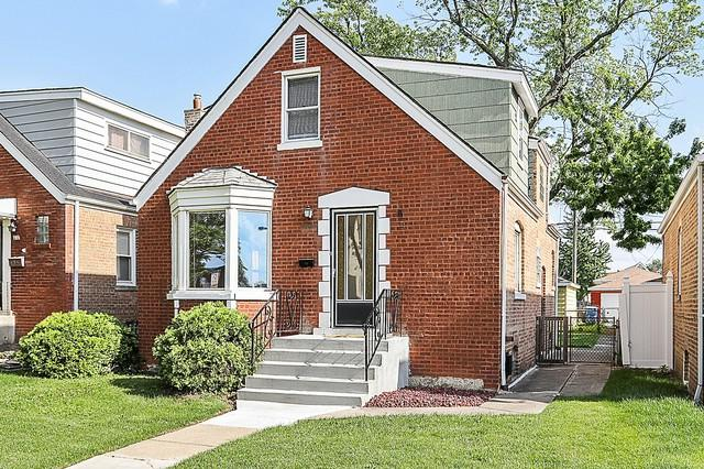3739 W 80th Place, Chicago, IL 60652 (MLS #09988905) :: Ani Real Estate