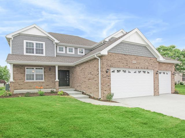 16539 S Mueller Circle, Plainfield, IL 60586 (MLS #09989698) :: Ani Real Estate