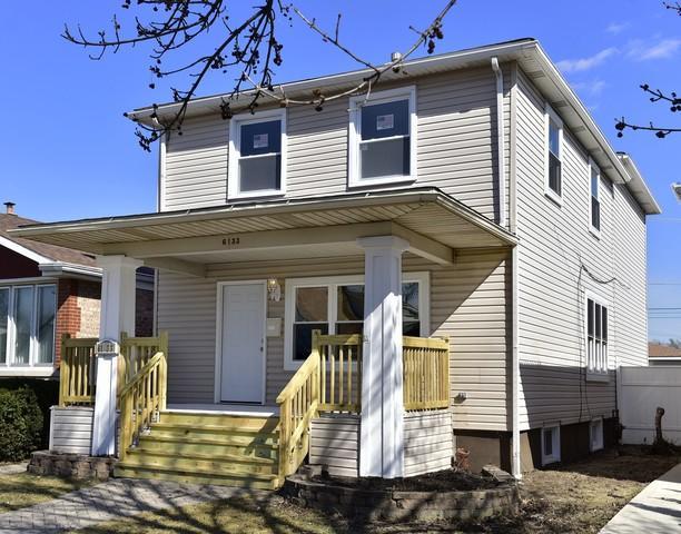 6133 S Parkside Avenue, Chicago, IL 60638 (MLS #09990135) :: The Dena Furlow Team - Keller Williams Realty