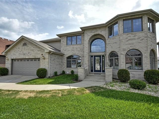 21145 Christina Drive, Matteson, IL 60443 (MLS #09990385) :: Lewke Partners
