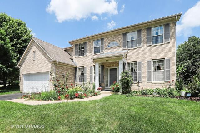 547 Patriot Court, Gurnee, IL 60031 (MLS #09991111) :: Ani Real Estate
