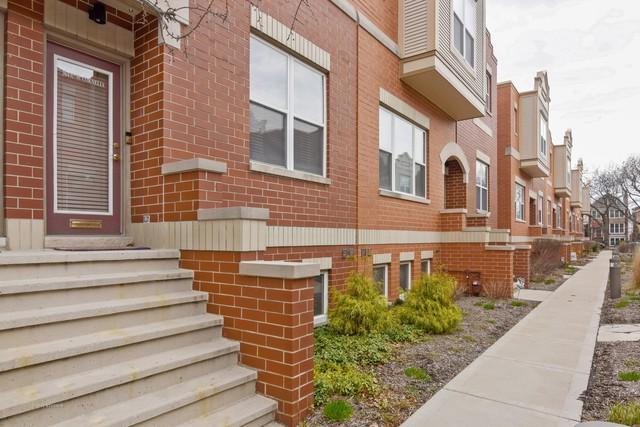 3647 W Cornelia Avenue C, Chicago, IL 60618 (MLS #09991380) :: Ani Real Estate
