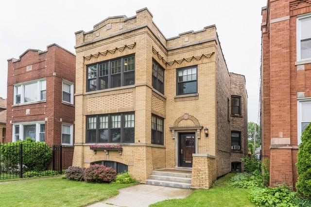 5245 W Fletcher Street, Chicago, IL 60641 (MLS #09991757) :: The Dena Furlow Team - Keller Williams Realty