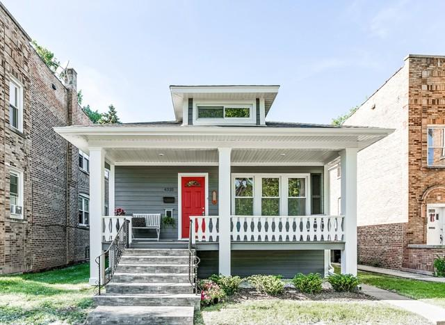 4310 W Belle Plaine Avenue, Chicago, IL 60641 (MLS #09992015) :: The Dena Furlow Team - Keller Williams Realty