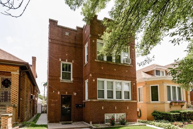 6259 W Hyacinth Street, Chicago, IL 60646 (MLS #09992087) :: The Dena Furlow Team - Keller Williams Realty