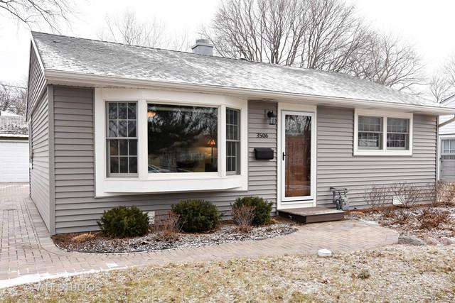 3506 Thrush Lane, Rolling Meadows, IL 60008 (MLS #09992677) :: Ani Real Estate